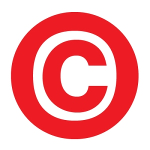 copyright symbol, craft and copyright