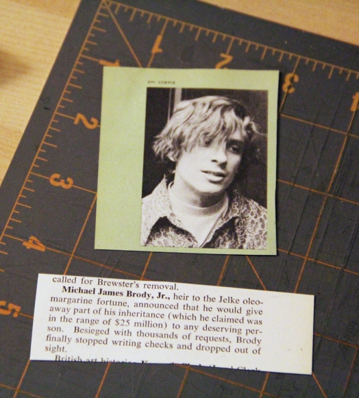 michael james brody clipping