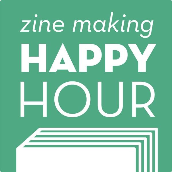 zine making happy hour san francisco