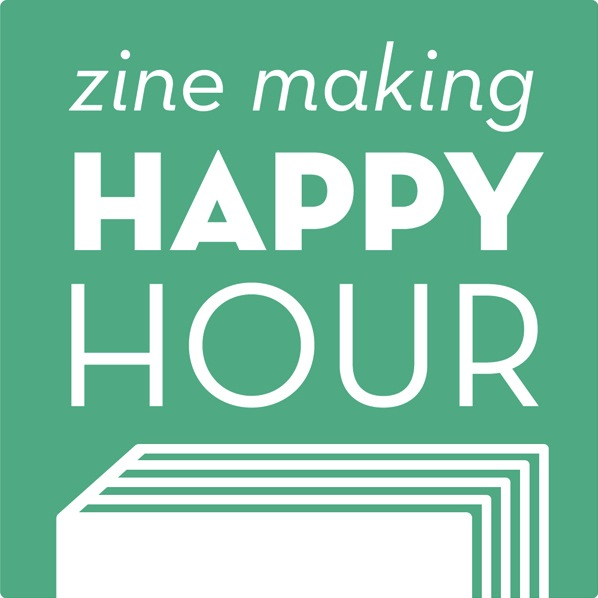 zine making happy hour san francisco
