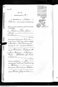 wiesbaden marriage record